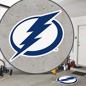 Tampa Bay Lightning Street Grip Outdoor Graphic
